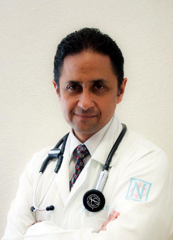 Dr. Carlos de la Fuente Macip