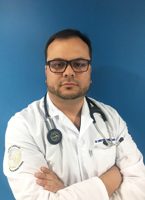 Dr. Christopher José Gabriel Torres Bogarín