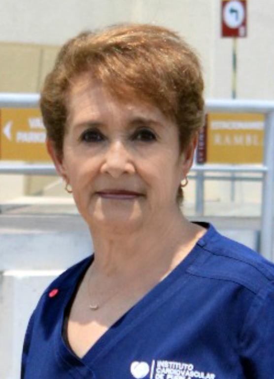 Gloría María Alva Pérez